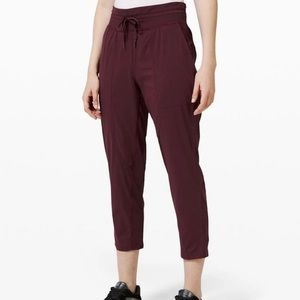NWT Dance Studio Crop Pants